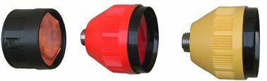 04S/04T revestimento da prata de prisma de 2,5 polegadas único ou sem e tipo único revestimento de 04L Leica do cobre de prisma ou sem