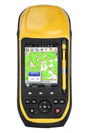 Os gnss handheld dos canais de MG858S 372 com GPS/GLONASS/Beidou L1/B1 apoiam Wifi/Bluetooth/WCDMA