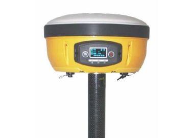 O receptor dos canais RTK de G9 GNSS 372 com software da e-avaliação recebe singals de GPS/Glonass/Beidou